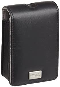 AmazonBasics Camera Case for Digital Cameras Leather