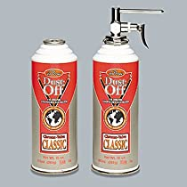 Falcon Dust-Off FGSR Classic Refill Cleaning Spray- Cleaning Spray