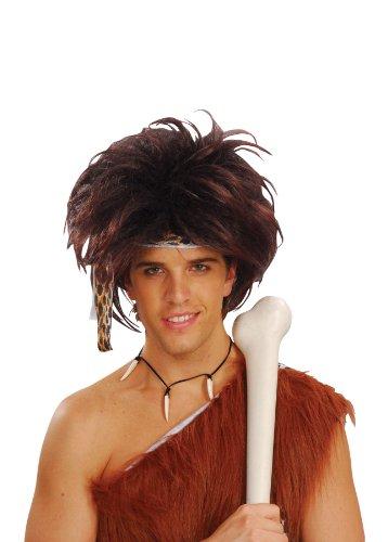 Imagen 1 de Caveman wig for men (peluca)