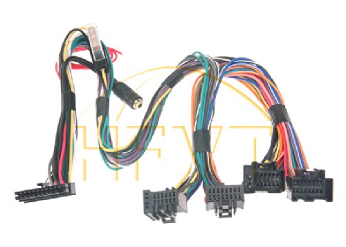 Gm-3Mki-Buick (Non-Bose), Plug And Play Harness For Buick Vehicles