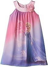 Disney Frozen Elsa Sleeveless Dress Little Girls Size 6