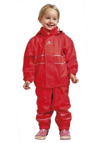 Elka Regenanzug Regenhose + Regenjacke für Kinder