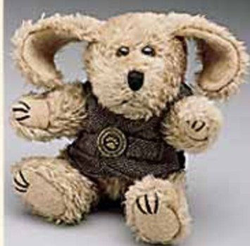 Boyds Plush Dog from Series, #91757-12 Indy - 1