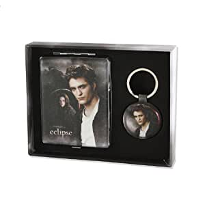 "Twilight ""Eclipse"" ID case and key ring (Edward Reflections)"