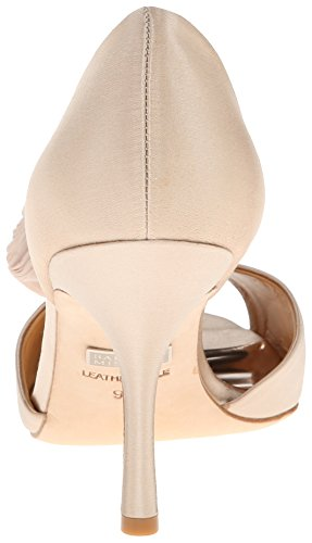 Badgley Mischka Women's Thora D'Orsay Pump,Nude,8 M US