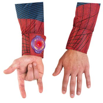 Spider-Man Movie Web Shooter Adult Accessory
