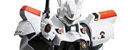 レガシーOFリボルテック 機動警察パトレイバー劇場版 イングラム2号機 LR-009 (ABS&PVC塗装済みアクションフィギュア)