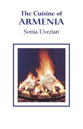 The Cuisine of Armenia PDF