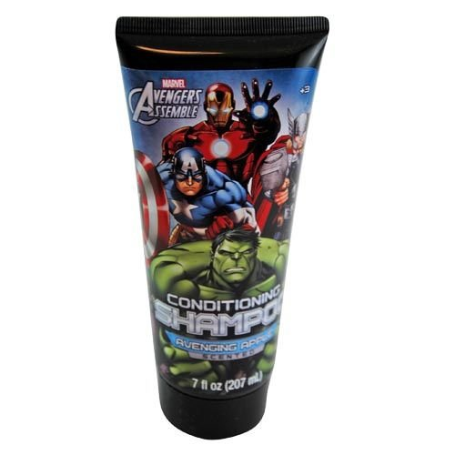 Marvel Avengers-Shampoo - 1