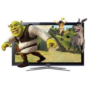 Samsung PN58C680 58-Inch 1080p Plasma 3D HDTV