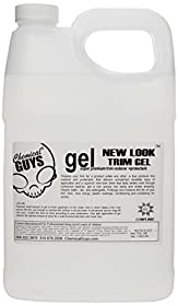 Chemical Guys TVD108 Tire and Trim Gel for Plastic and Rubber - 1 gal.