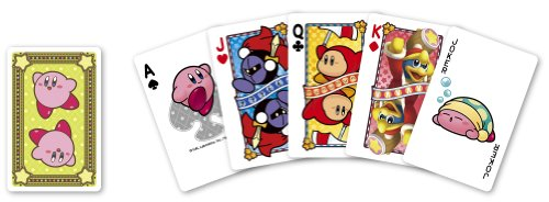 1 X Kirby - Playing Cards (Green) (Kirby Green compare prices)