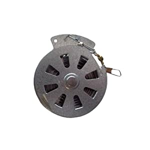 Mechanical Fisher Automatic Fishing Reel by Mechanical Fisher