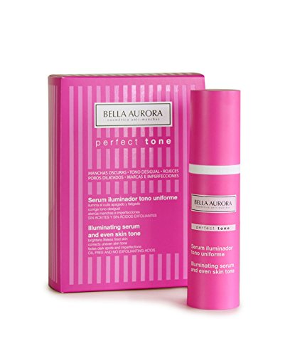 Bella Aurora Perfect Tone Iluminador Serum per Capelli - 30 ml