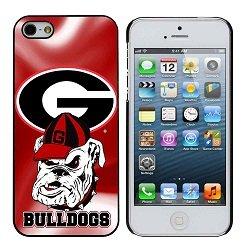 University Of Georgia Bulldogs iphone 5/5s Case (Ga Bulldogs Phone Case compare prices)