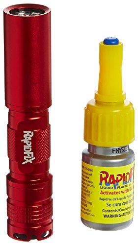 The RapidFix UV Liquid Plastic Adhesive 6121805
