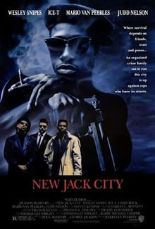 New Jack City [IT Import]