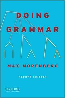 PDF MORENBERG GRAMMAR DOING MAX BY
