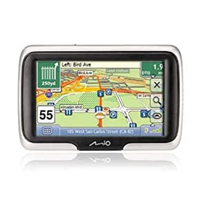 Mio Moov R403 4.3″ Car GPS Navigation System Receiver with Text-to-speech and 4 Million POIs review …