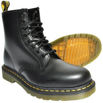 Dr Martens 1460 Boots (Black) - 8 UK
