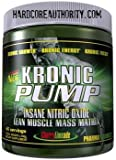 Kronic Pump - Cherry Limeade 45 servings Only at Supplement Addict!