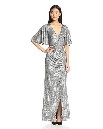 A.B.S. by Allen Schwartz Women's Vintage Inspired Draped Gown