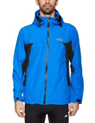 Bear Grylls by Craghoppers Men's Bear Originals Shell Waterproof Jacket - Extreme Blue, Large
