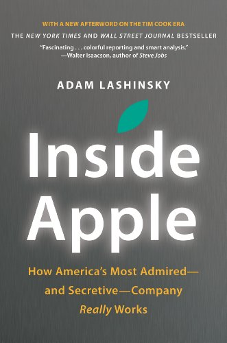 Adam Lashinsky - Inside Apple