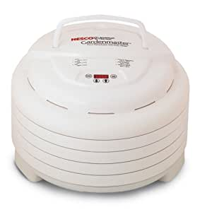 Nesco American Harvest FD-1040 Gardenmaster 1000-Watt Digital Food Dehydrator