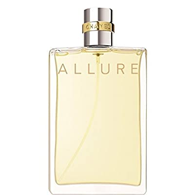 (New with Box, Recommend) CHANEL_ALLURE Eau De Toilette for Women 3.4 FL OZ by InspireBeauty