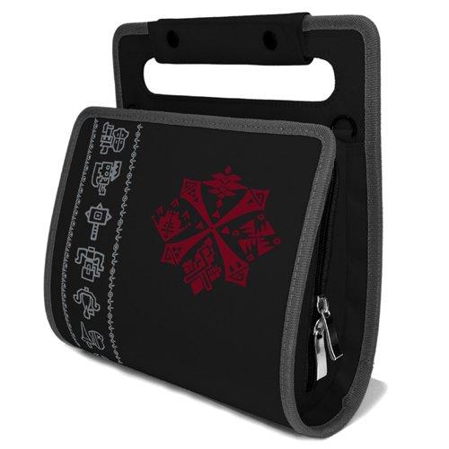 Monster Hunter Portable 3rd Hunters bag S Hunter Black PSP