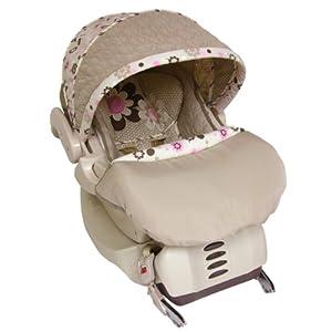 baby trend flex loc infant car seat gabriella d ja. Black Bedroom Furniture Sets. Home Design Ideas