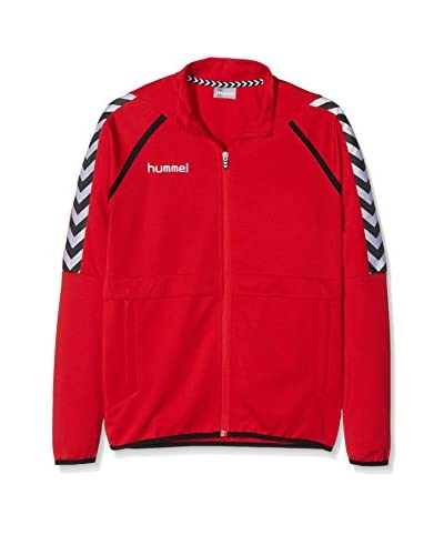 Hummel Chaqueta Trainings Stay Authentic Poly Rojo
