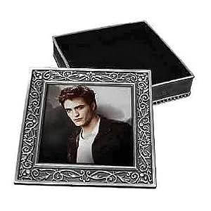 Twilight Eclipse Metal Jewelry Box Edward Cullen
