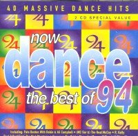 Various Artists - Now Dance: The Best Of 94 - Zortam Music