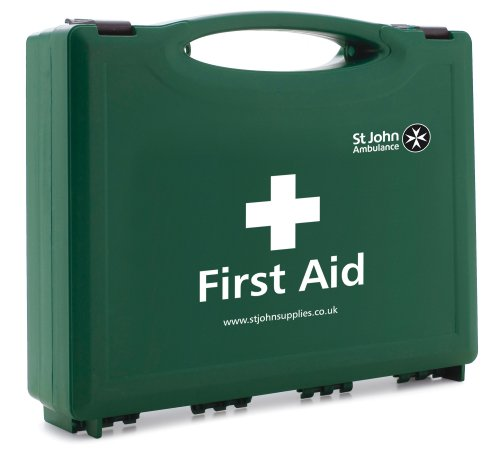 St John Ambulance PCV Passenger Carrying Vehicle First Aid Kit