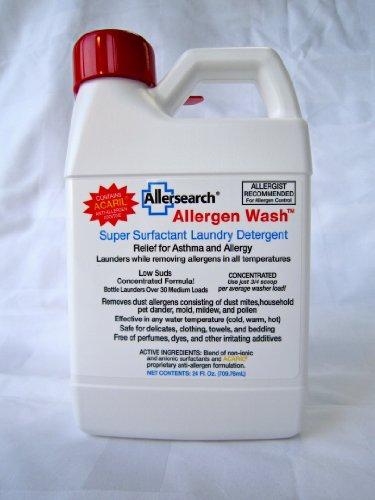 Allergen Removing Laundry Detergent