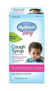 Hyland's Baby Cough Syrup, 4 Fluid Ounces