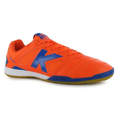 Kelme, Scarpe da calcio uomo Arancione arancione (UK7.5) (EU42) (US8.5)