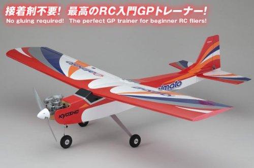 京商 カルマートTR GP 1400 レッド  kyosho-11051r