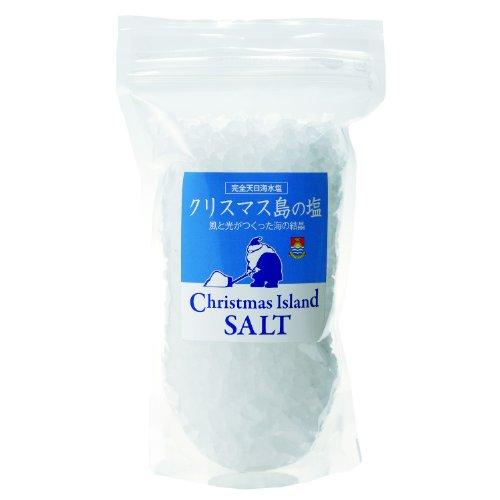 クリスマス島の塩 クリスタル 詰替用500g