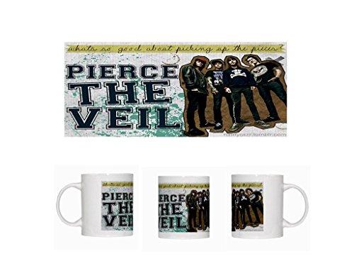 Pierce The Veil Tazza in ceramica B