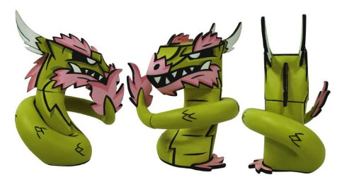 Chinese Zodiac - Dragon - Vinyl Collectible Figure by Joe
