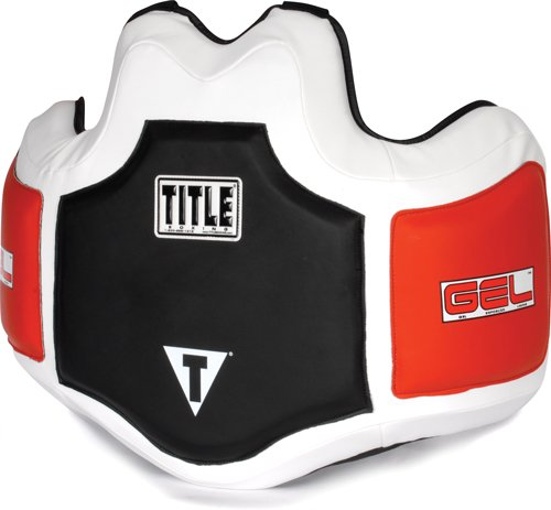 TITLE Gel Body Protector (Boxing Rib Protector compare prices)