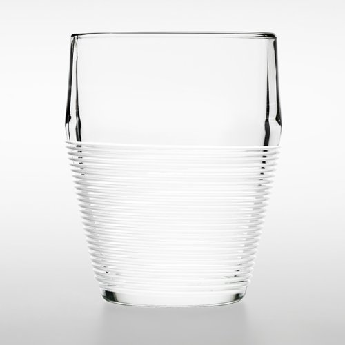 Timo Thermo Glas, weiss