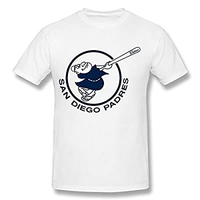 Men's San Diego Padres MLB Short Sleeve T Shirt