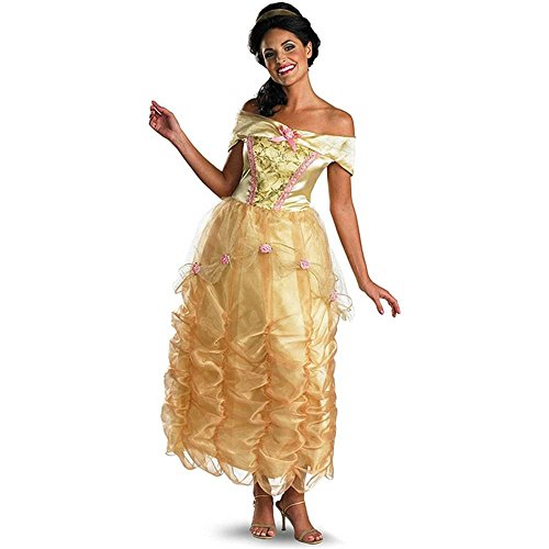 Deluxe Disney Belle Adult Costume