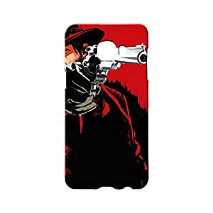 BLUEDIO Designer Printed Back case cover for Samsung Galaxy C7 - G1533