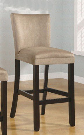 Taupe Collection 29 Barstool (set of 2) - Coaster 100590TPE