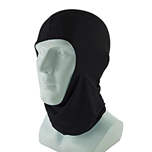 co2CREA Multi-Functional Wind UV proof Face Mask Outdoor Sports Balaclava for skiing, snowboarding, snow machining, hunting and more One size fits all and comes with LIFE TIME warranty
